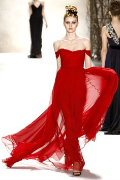 Monique Lhuillier Fall Winter 2011/2012