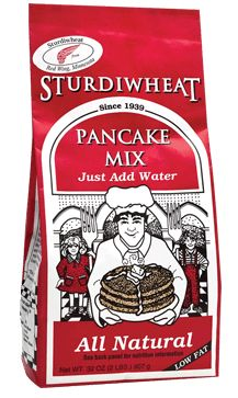Sturdiwheat – All-Natural Bread, Dessert & Hot Cereal Mixes