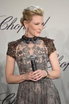 67th Annual Cannes Film Festival - Chopard Trophy - May 15th 2014