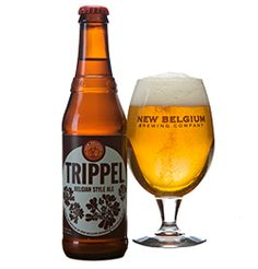 Trippel by New Belgium Brewing.  Nice trippel.  Easy drinking, very smooth with just the right amount of bitterness for this style.  Hints of lemon oil and apple.  This beer speaks quality.