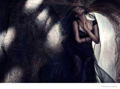 La top modèle Masha, superbe pour le Fashion Magazine - Les éLUXcubrations de Laëti | Les éLUXcubrations de Laëti