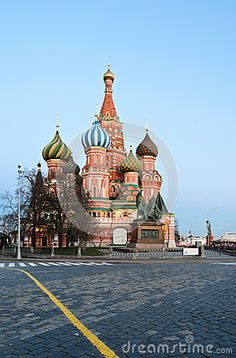Russian Orthodox Cathedrals in Russia | st basil s cathedral in moscow russia mr no pr no 0 218 0