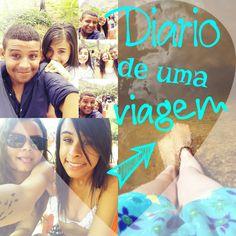 Diario de uma Viagem + Bahia + Porto Seguro + Cachoeira