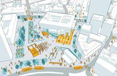 City Hall Plaza Boston - Sasaki