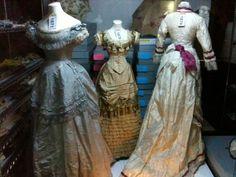 Fashion Museum, Bath, UK.