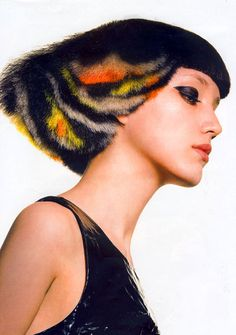 Collection: Sushi || Hair: Angelo Seminara || 2008