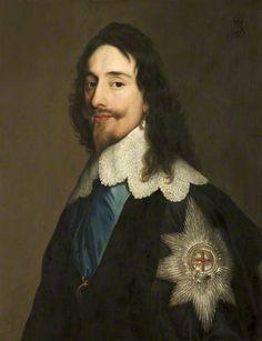 Charles I (1600–1649) by Anthony van Dyck