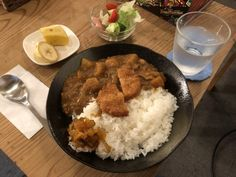 image Grains, Curry, Rice, Ethnic Recipes, Food, Image, Gourmet, Curries, Essen