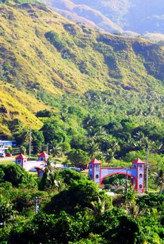 Welcome to Never Never Land.....Umatac Village on the island of Guam.