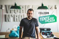 TENTE ISSO EM CASA: APRENDA A FAZER UMA LUMINÁRIA DE TETO COM CANO DE PVC