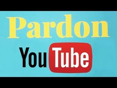 PARDON YOUTUBE : comment on a hacké Google et la Commission européenne - YouTube