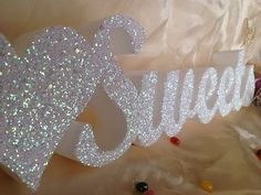 Sweets Letters - Sweet Lettering - For Wedding Sweets Table | eBay