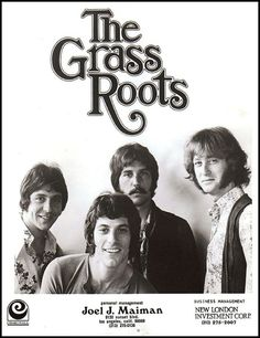 The Grass Roots. Another favorite.