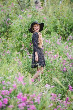~inspire~ ~Live Free~ Idaho Boho Senior Bailey | Michelle & Logan Photo+Films