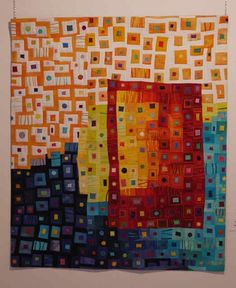 Love the idea of this quilt!