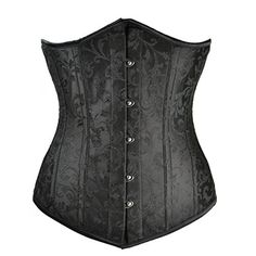 Camellias Brocade Heavy Duty Corset 16pc Steel Boned Waist Training Cincher, SZ1910-Black-M Camellias http://www.amazon.com/dp/B00LD6Y97K/ref=cm_sw_r_pi_dp_LLs4tb1KD4ENK