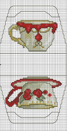 Gallery.ru / Фото #41 - сумочки игольницы - irisha-ira teacup purse     2 other variations