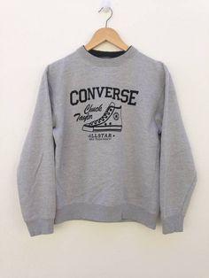 Converse Sweatshirt Converse Size s - Sweatshirts & Hoodies for Sale - Grailed