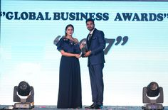 Web Click India has won the Global Business Award 2017 for their brilliant Web Designing, Development and SEO Services. The award, presented by Bollywood Diva Huma Qureshi and it's an honored to get recognition for our hard work from such a great personality. The competition in the web industry is at its peak and getting the Global Business Award out of all nominees is a great milestone to achieve that too only in 3 years.