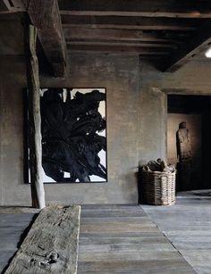 Asian Farmhouse style