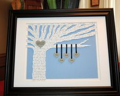 Family Tree with Poem 3D Paper Tree - Customized and FRAMED via Etsy