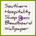 That Wonderful Beadboard Wallpaper - Southern Hospitality