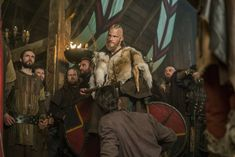 Episode 16 of History's Vikings saw Lagertha threatened by Ragnar's son, Ivar, and the confirmation by Odin of Ragnar's death. So, what does Episode 17 have in store for . Vikings Season 4, Vikings Show, Real Vikings, Vikings Tv Series, Vikings Ragnar, Ragnar Lothbrok, Lagertha, Sons Of Ragnar, Pete Dragon