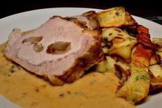 Pork, Food And Drink, Meat, Kale Stir Fry, Pork Chops