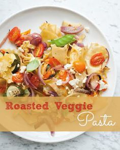 Roasted Veggie Pasta Recipe for Nine Days + 25% Off All Kosher Cookbooks at Artscroll