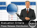 Evaluation Criteria for Best Press Release Distribution Services
