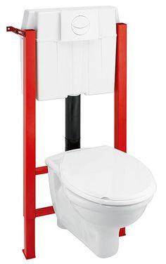 Pack de wc suspendido PPX Ref. 15441300 - Leroy Merlin