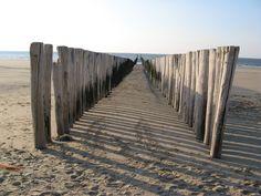 Domburg Beach, Netherlands