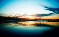 Sahil dalgalar gün batımı manzara / Gün Batımı Gün Doğumu Manzarası Resimleri