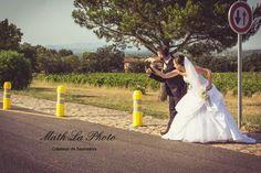 Auto stop des mariés