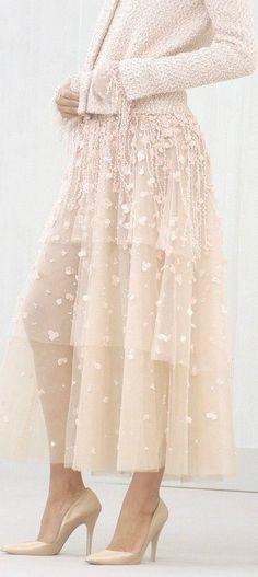 Chanel Haute Couture ●