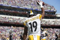 Social media debates JuJu Smith-Schuster's TD celebration: What's your call?
