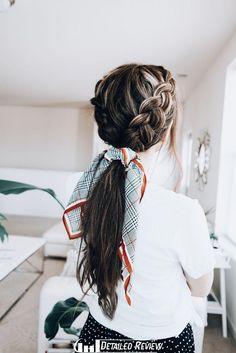 Braided Hairstyle Idea! - #braided #hairstyle #idea