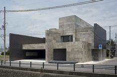 House of Silence by FORM / Kouichi Kimura Architects, Shiga Prefecture, Japan - 2012.