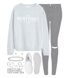 """""""//Avalanche//"""" by alex-bows ❤ liked on Polyvore featuring moda, Topshop, MANGO, Vans e Luv Aj"""