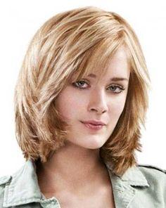 Cute Choppy Layered Haircut for Short Hair
