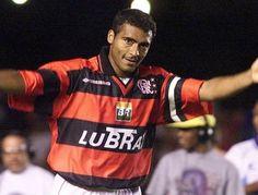 Flamengo 1999 Home (Umbro) Romário