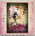 created by Karen Make beautiful cards and gifts using a unique range of clear stamps, created by Tracey Dutton from Lavinia Stamps. Magical mystical and Floral images, which include a wonderful range of silhouette Fairies