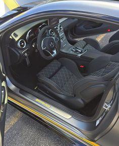 Mercedes-AMG C63s Coupé Edition 1