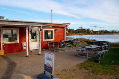 Orø Havnekiosk' sidste åbningsdag sæson 2016. Vi ses til foråret! #Orø #orøhavnekiosk
