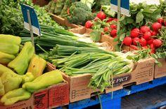 A dietitian's tour of the farmers' market