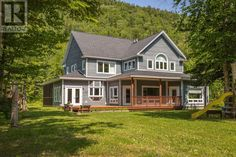 Gros Morne, Chalets For Sale, Propane Fireplace, Garage Room, Riverside Drive, Huge Kitchen, Large Baths, Large Family Rooms, Open Concept Kitchen