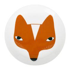 Donna Wilson - Fox Teller - 21cm Jetzt bestellen unter: https://moebel.ladendirekt.de/kueche-und-esszimmer/besteck-und-geschirr/geschirr/?uid=c619b5e4-3975-5452-a263-9601dc7a9553&utm_source=pinterest&utm_medium=pin&utm_campaign=boards #geschirr #kueche #teller #esszimmer #besteck Bild Quelle: amara.com