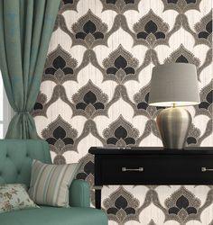 Zambaiti new collection Interior Decorating, Interior Design, Curtains, Flooring, Wallpaper, Classic, Home Decor, Cots, Italia