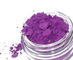 Matte Purple Eyeshadow POE Mineral Makeup by SpectrumCosmetic, $3.00