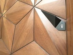 Main door design  #design #designer #modern #interior #interiors #interiordesign #furniture #wood #woodworking #minimal #minimalism #style #instagood #instamood #home #homedecor #decor #deco #lebanon #lebanesedesigners #beirut #dubai #door #handle #handles #steel #geometric #contemporary